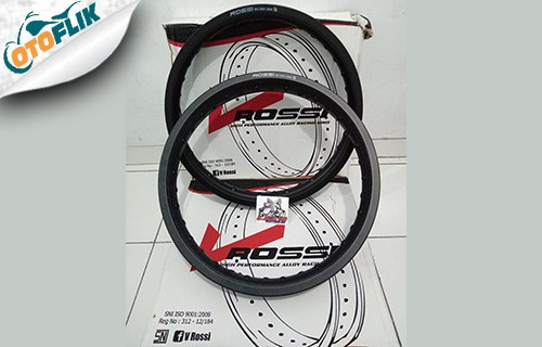 Harga Velg Rossi Ring 18