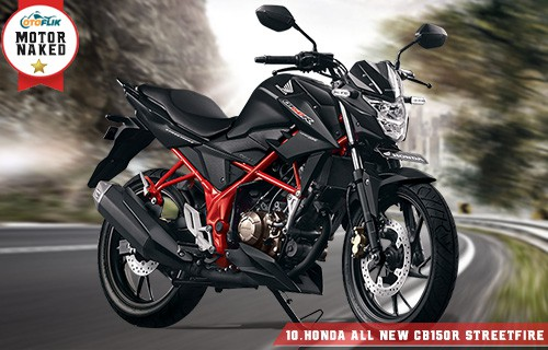Honda All New CB150R Streetfire