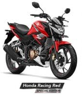 HondaCB150R Streetfire SE Honda Racing Red