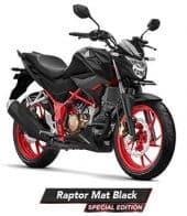 HondaCB150R Streetfire SE Raptor Mat Black