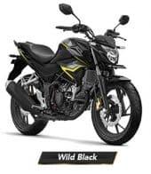 HondaCB150R Streetfire STD Wild Black