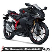 Honda CBR250RR ABS Mat Gunpowder Black Metallic