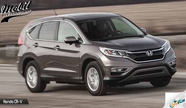 Honda All New CR-V