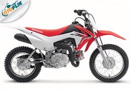 HondaCRF110F