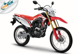 HondaCRF150L