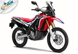 Honda CRF250RALLY
