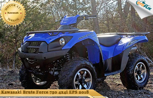 Kawasaki Brute Force 750 4x4i EPS 2018