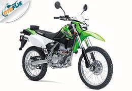 KawasakiKLX250