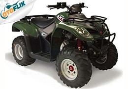 KymcoMXU 250