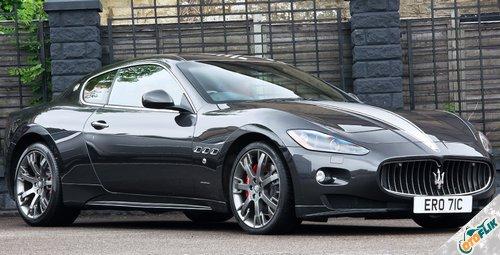 Maserati GranTurismo V8