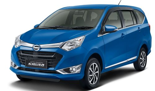 Mobil MPV Terbaik Di Dunia Daihatsu Sigra