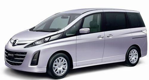 Mobil MPV Terbaik Di Dunia Mazda Biante
