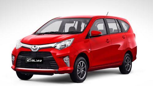 Mobil MPV Terbaik Di Dunia Toyota Calya