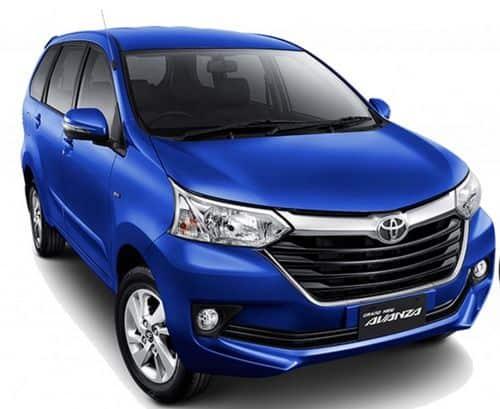 Mobil MPV Terbaik Di Dunia Toyota Grand New Avanza