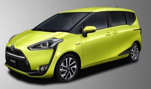 Mobil MPV Terbaik Di Dunia Toyota Sienta