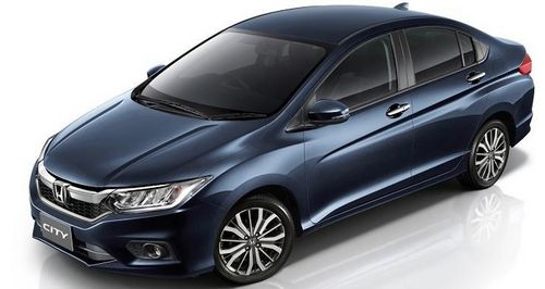 Mobil Sedan Murah Honda City
