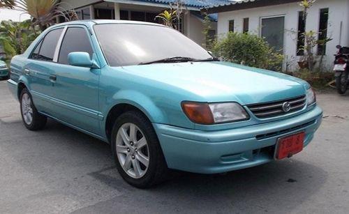Mobil Sedan Murah Toyota Soluna