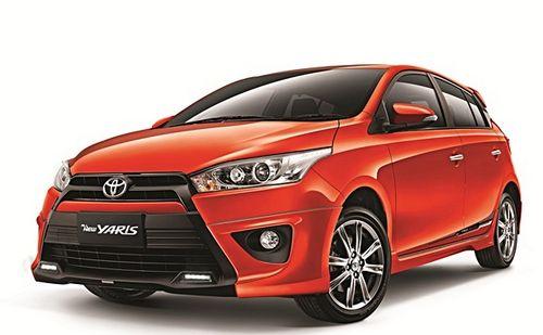 Mobil Sedan Murah Toyota Yaris