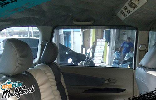 Modif Plafon Mobil Grey