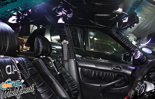 Modif Plafon Mobil Mewah