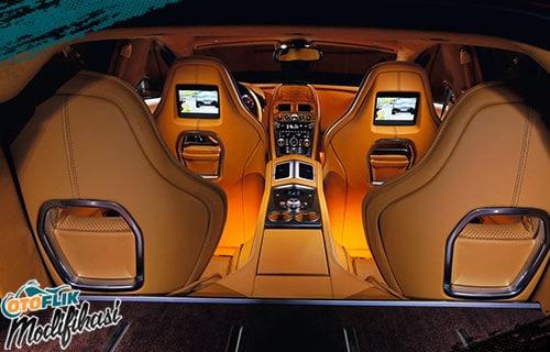Modif Plafon Mobil Terbaik Mewah
