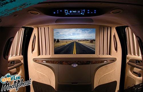Modifikasi Plafon Mobil Mewah Tebaik