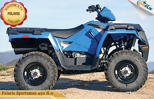 Polaris Sportsman 450 H.0