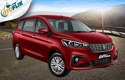 Review All New Suzuki Ertiga