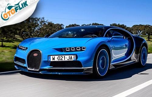 Review Bugatti Chiron
