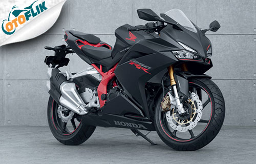 Review New Honda CBR250RR