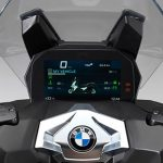 Spedometer BMW C 400 X