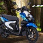 Spesifikasi All New Yamaha X-Ride 125