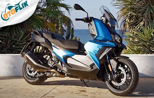 Spesifikasi dan Harga BMW C 400 X