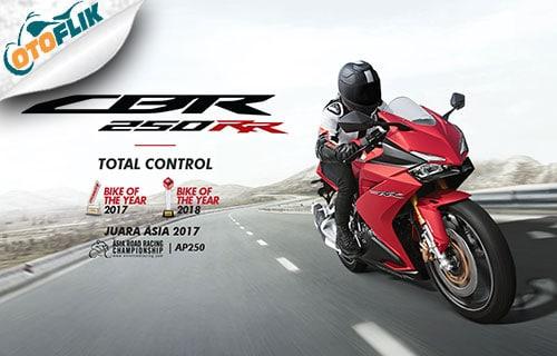 Spesifikasi dan Harga New Honda CBR250RR