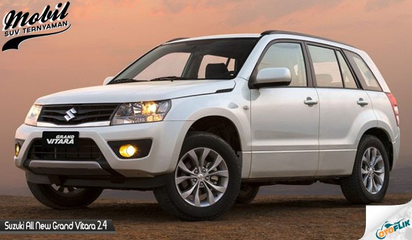 Suzuki All New Grand Vitara 2.4