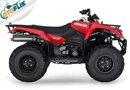 SuzukiKingQuad 400ASi+