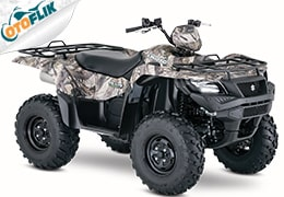 Suzuki KingQuad 500AXi Power Steering Camo