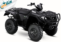 SuzukiKingQuad 500AXi Power Steering Special Edition with Rugged Package