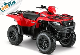 Suzuki KingQuad 500AXi Power Steering