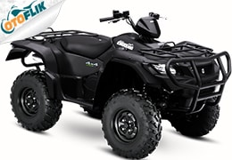 Suzuki KingQuad 750AXi Power Steering Special Edition with Rugged Package
