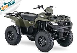 SuzukiKingQuad 750AXi Power Steering