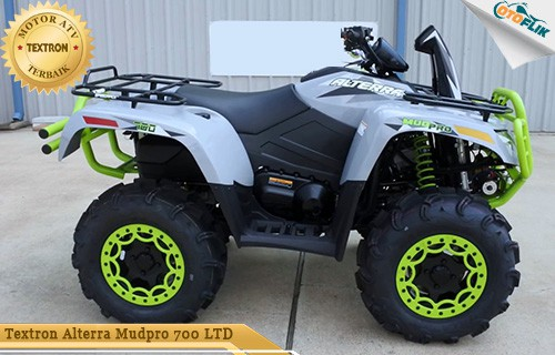 Textron Alterra Mudpro 700 LTD