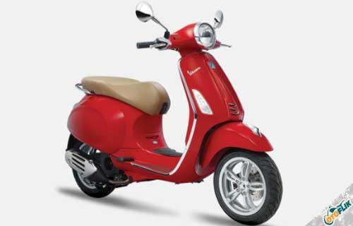 Vespa Primavera 150 I-Get ABS