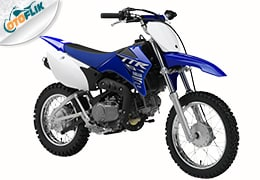Yamaha2018 TT-R110E