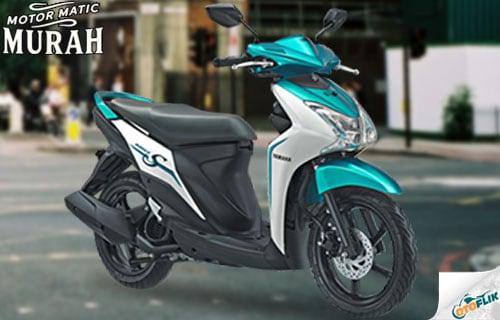 Yamaha Mio S & Sophisticated 125 CC