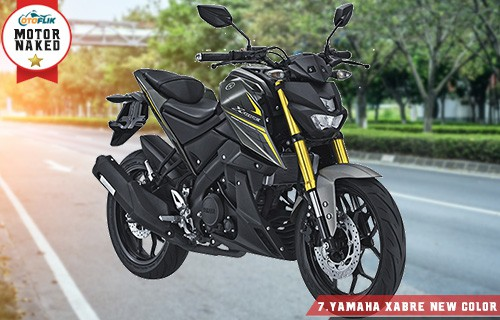 Yamaha Xabre New Color