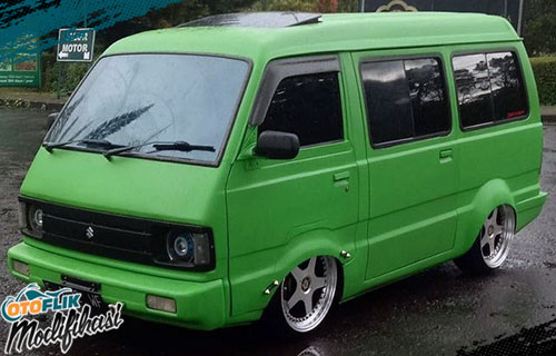 suzuki carry modifikasi