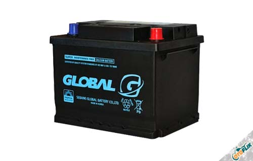 Aki Mobil Global Battery