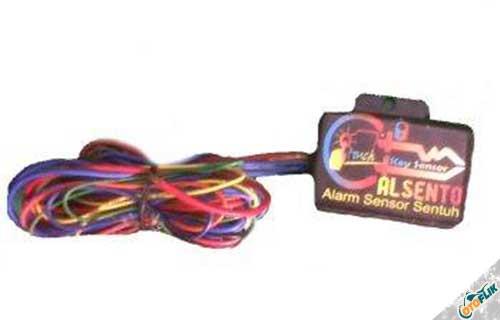 Alarm Motor Alsento