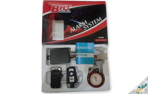 Alarm Motor BHT Bohante